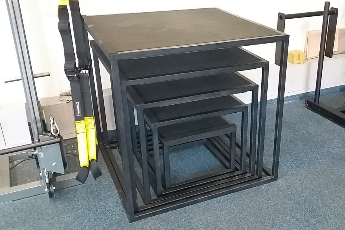 Plyo box set - OBR 2