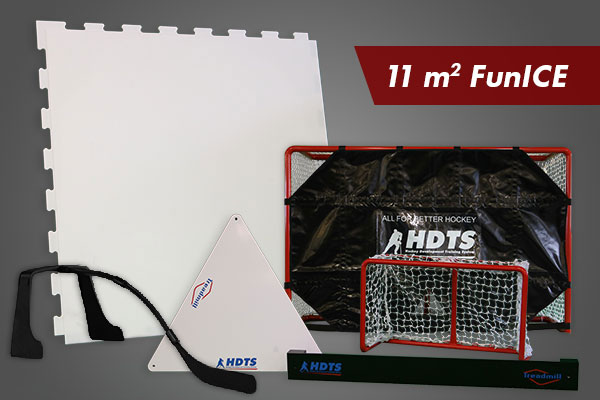 Shooting & Stickhandling Package (L)