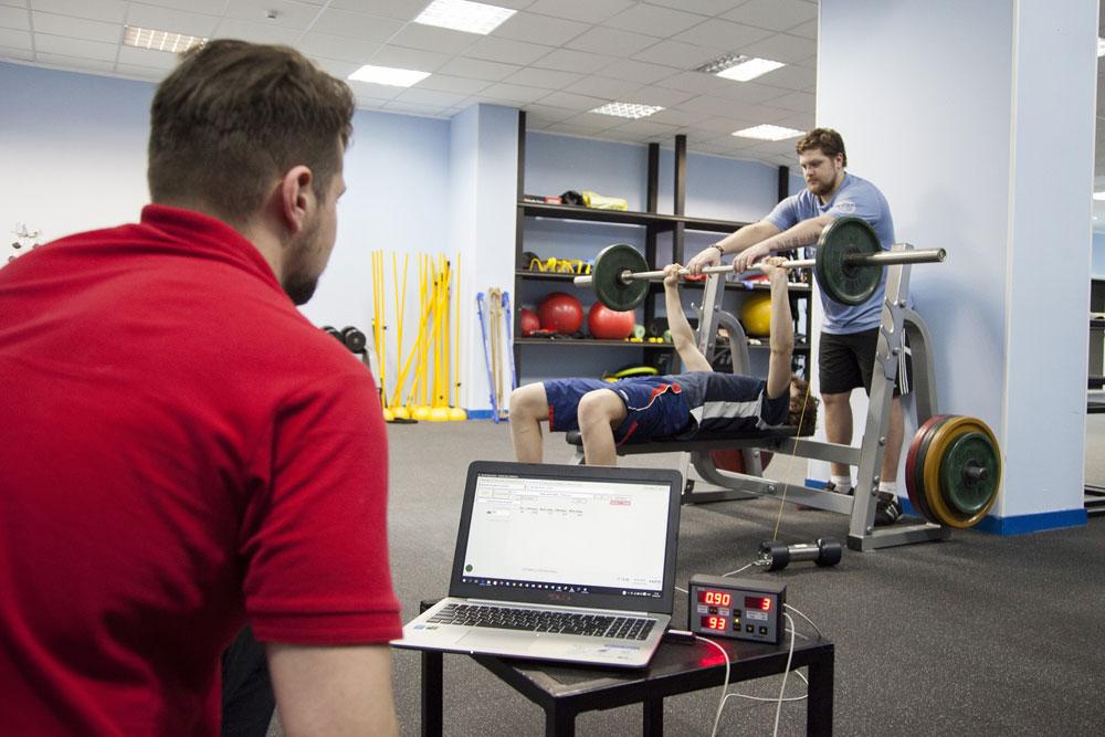 Sport Testing - OBR 2