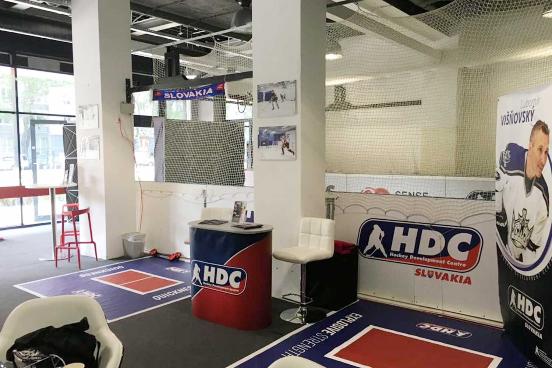 Konštrukcia na MS IIHF 2019 v Bratislave