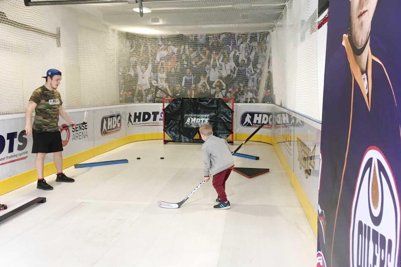 Konštrukcia na MS IIHF 2019 v Bratislave - OBR 2